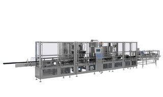 OPTIMA FS Filling Machine