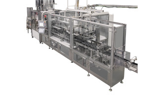 Filling Machine OPTIMA FT for Instant Products