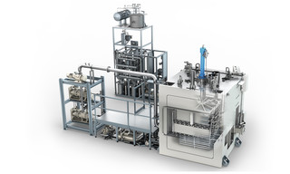 Freeze Drying Solution Machine LYO C
