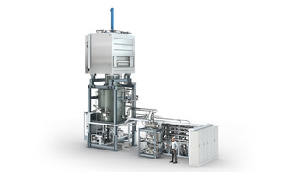 Freeze Drying Solution Machine LYO D