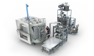 Freeze Drying Solution Machine LYO CS