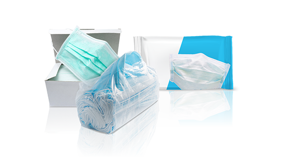 Packaging Solutions for Disposable Protective Masks
