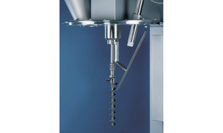 Auger filler OPTIMA SDeco for Powders or grainy products, detail