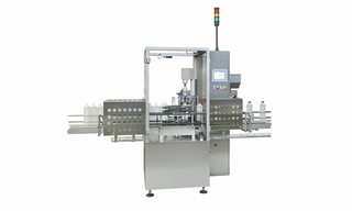 Closing Machine OPTIMA V100 for all common closure types