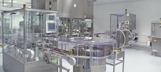 OPTIMA pharma packaging machine for pharmaceutical products