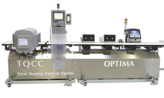 Module for Packaging Machines OPTIMA TQCC - Total Quality Control Center for Diaper Lines