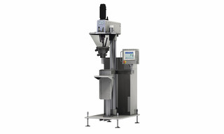 Auger filler OPTIMA SD2best for Powders or grainy products