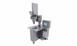 Auger filler OPTIMA SD1 for Powders or grainy products