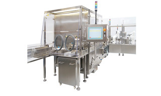 Beutelauspacker OPTIMA DBS