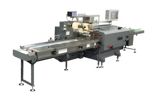 4 Side Seal Packaging Machine rotative OPTIMA 4SS