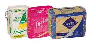 Personal Care - Panty liners, sanitary napkins, incontinence products, adult diapers