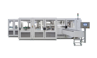 Packaging Machine OPTIMA LS/OS3 - Bagger for Baby Diapers and Training Pants
