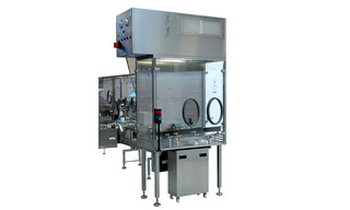 Beutelauspacker OPTIMA DBM