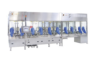 Fully-automatic Filling and Closing Machine INOVA VFVM 10000