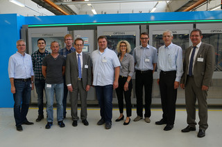 R+E Automation Technology GmbH now part of OPTIMA