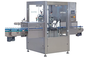 Closing Machine OPTIMA CM1 for liquid products (Cosmetics, Food, Chemicals)