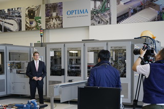 YTN Korea at OPTIMA nonwovens