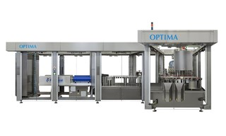 Filling and Closing Machine OPTIMA RF32/16-SPT