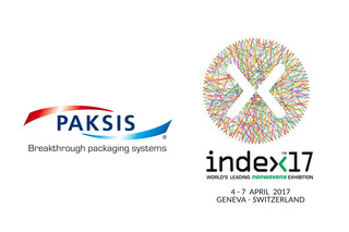 The new PAKSIS D10 packaging system at INDEX 2017