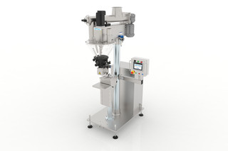 Auger filler OPTIMA SD2best - view right