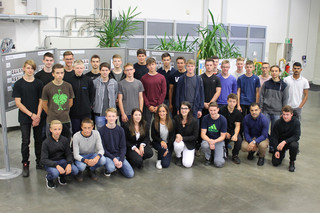 Start of education at OPTIMA in Schwaebisch Hall
