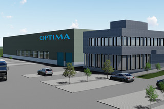 OPTIMA 2022 – Start of the Second Leg – New Logistics Center Building