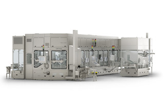 Turnkey System from Optima Pharma