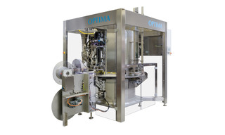 OPTIMA CFR - Capsule Filler Rotary for powder products