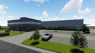New company building of Maier Packaging